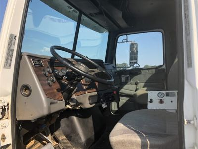 USED 2000 WESTERN STAR 4864FX WATER TRUCK #1160-10
