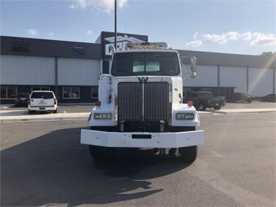 USED 2000 WESTERN STAR 4864FX WATER TRUCK #1160-2