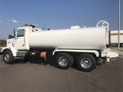 USED 2000 WESTERN STAR 4864FX WATER TRUCK #1160-8