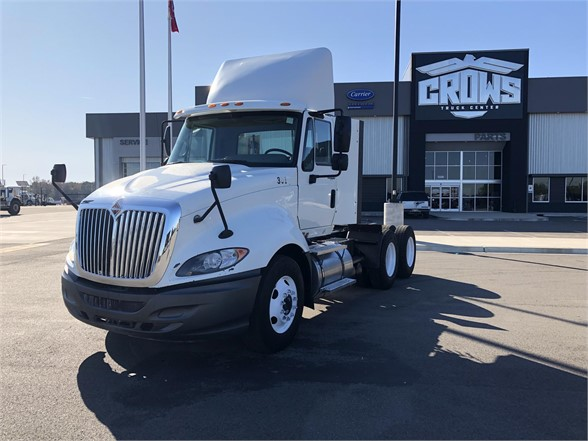 USED 2011 INTERNATIONAL PROSTAR DAYCAB TRUCK #1191