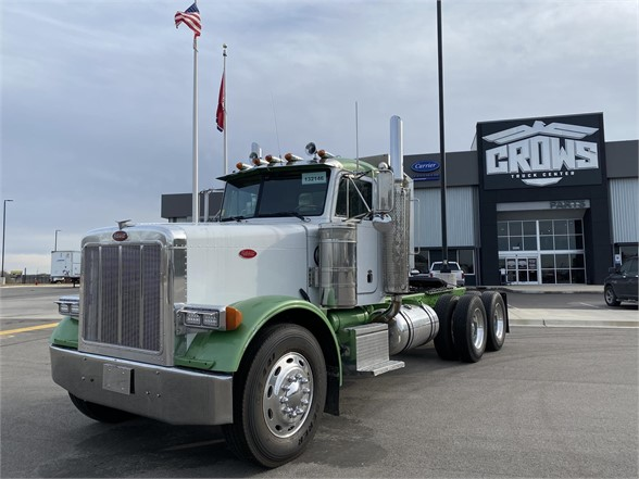 USED 1996 PETERBILT 379 DAYCAB TRUCK #1201