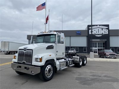 USED 2019 WESTERN STAR 4700SF DAYCAB TRUCK #1215-1