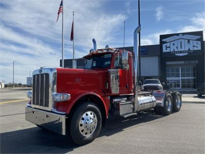 USED 2014 PETERBILT 389 GLIDER KIT TRUCK #1217-1
