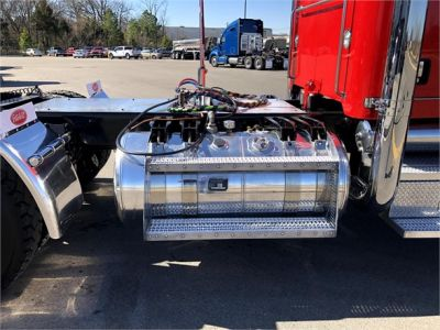 USED 2014 PETERBILT 389 GLIDER KIT TRUCK #1217-13