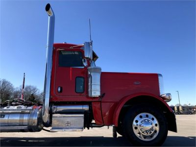 USED 2014 PETERBILT 389 GLIDER KIT TRUCK #1217-14