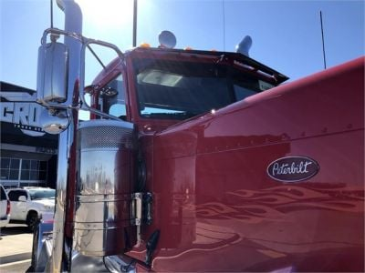 USED 2014 PETERBILT 389 GLIDER KIT TRUCK #1217-15
