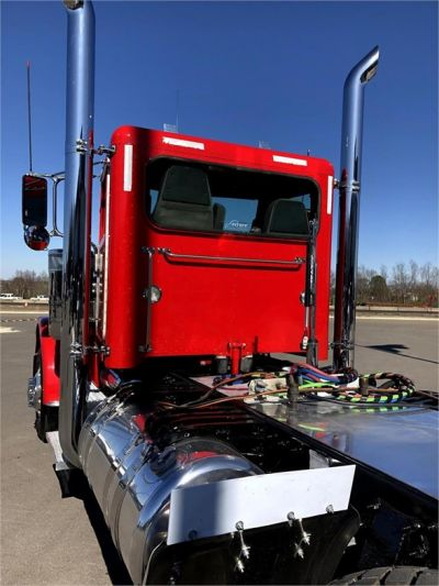 USED 2014 PETERBILT 389 GLIDER KIT TRUCK #1217-5