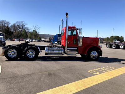 USED 2014 PETERBILT 389 GLIDER KIT TRUCK #1217-7