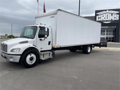 USED 2015 FREIGHTLINER BUSINESS CLASS M2 106 BOX VAN TRUCK #1228-1