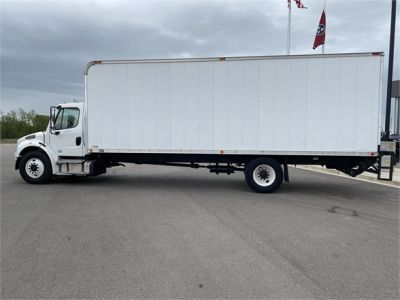 USED 2015 FREIGHTLINER BUSINESS CLASS M2 106 BOX VAN TRUCK #1228-5
