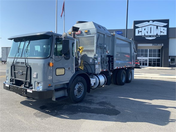 USED 2018 AUTOCAR XPEDITOR GARBAGE TRUCK #1268