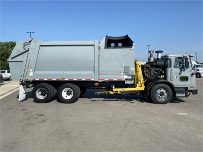 USED 2018 AUTOCAR XPEDITOR GARBAGE TRUCK #1268-3