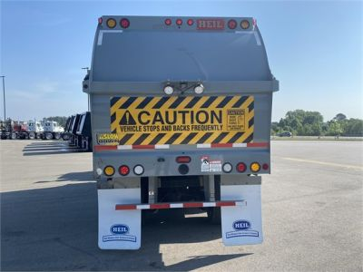 USED 2018 AUTOCAR XPEDITOR GARBAGE TRUCK #1268-4