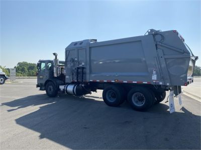USED 2018 AUTOCAR XPEDITOR GARBAGE TRUCK #1268-5