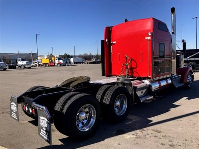 USED 2018 KENWORTH W900L SLEEPER TRUCK #1315-15