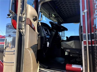USED 2018 KENWORTH W900L SLEEPER TRUCK #1315-24