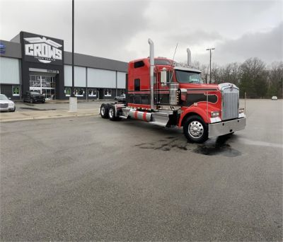 USED 2018 KENWORTH W900L SLEEPER TRUCK #1315-5