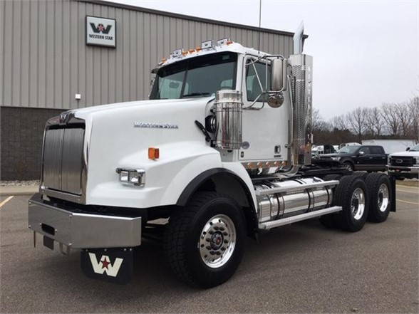 NEW 2021 WESTERN STAR 4900SA DAYCAB TRUCK #1053