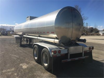 USED 2014 WESTMARK 7000 GAL/AIR-RIDE/CLEAN!! SANITARY TANKER TRAILER #1124-3