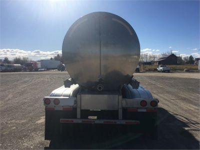 USED 2014 WESTMARK 7000 GAL/AIR-RIDE/CLEAN!! SANITARY TANKER TRAILER #1124-4