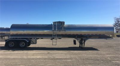 USED 2014 WESTMARK 7000 GAL/AIR-RIDE/CLEAN!! SANITARY TANKER TRAILER #1124-5