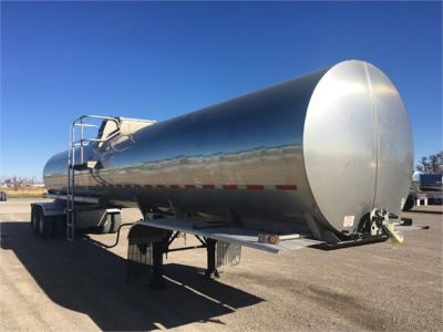 USED 2014 WESTMARK 7000 GAL/AIR-RIDE/CLEAN!! SANITARY TANKER TRAILER #1124-6