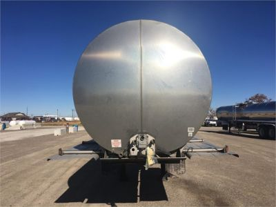 USED 2014 WESTMARK 7000 GAL/AIR-RIDE/CLEAN!! SANITARY TANKER TRAILER #1124-7