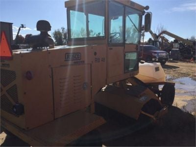 USED 1999 ROSCO RB48 SWEEPER EQUIPMENT #1138-3