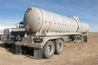USED 2015 HEIL 8400 GAL DOT 407 4-INCH ROPER PUMP FULLY LOADED **IN TEST** OIL TANKER TRAILER #1207-3
