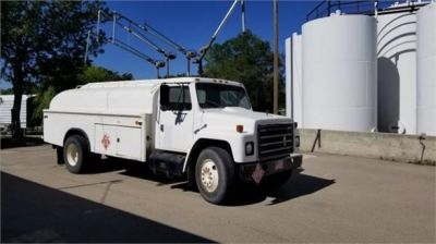 USED 1989 INTERNATIONAL 2200 FUEL-LUBE TRUCK #1214-2