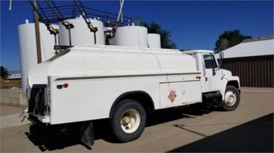 USED 1989 INTERNATIONAL 2200 FUEL-LUBE TRUCK #1214-3