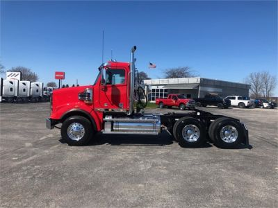 2021 FREIGHTLINER 122SD Daycab #1140