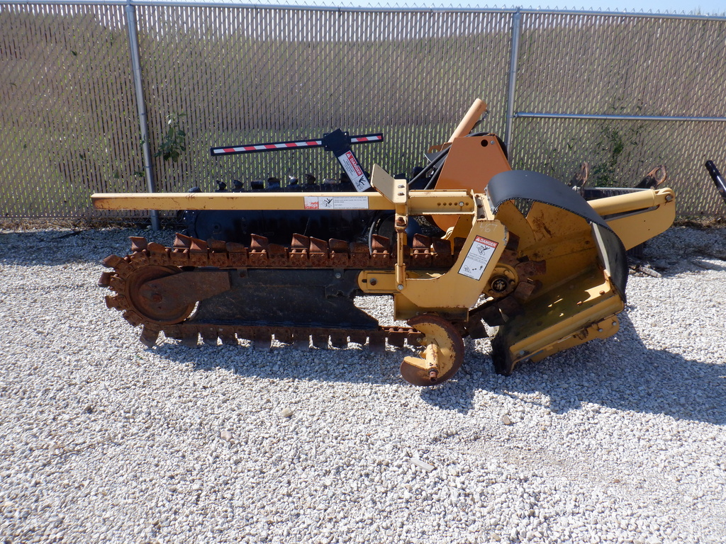 USED2005VERMEERSO450TRENCHER #1698