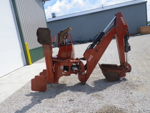 USED2003DITCHWITCHA920BACKHOE #1910-3