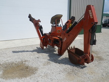 USED2003DITCHWITCHA920BACKHOE #1910-4