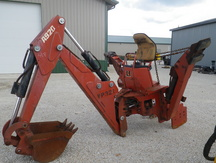 USED2003DITCHWITCHA920BACKHOE #1925-1