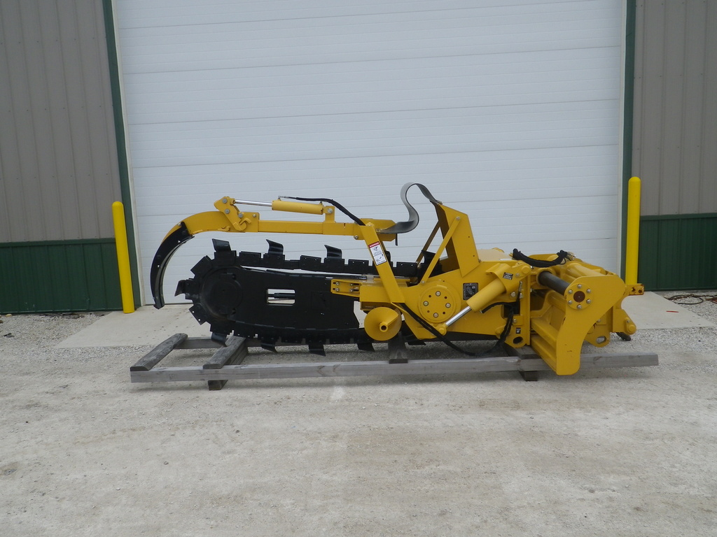 USED2013VERMEERTR1250TRENCHER #2165