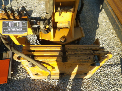 USED2008ASTECP95TRENCHER #2386-5