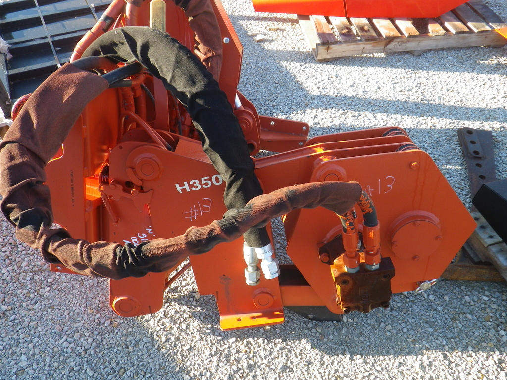 USED2014DITCHWITCHH350TRENCHER #2387