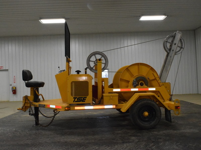 USED 2000 TSE F0DP31 PULLER-TENSIONER EQUIPMENT #2710-1