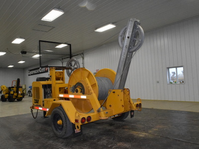 USED 2000 TSE F0DP31 PULLER-TENSIONER EQUIPMENT #2710-3