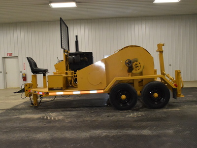 USED 1998 TSE TSE TD40AH PULLER-TENSIONER EQUIPMENT #2925-1