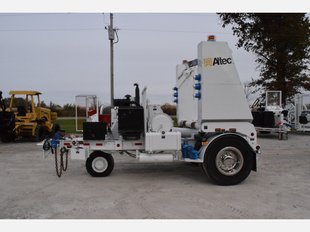 USED 2008 ALTEC AD108 PULLER-TENSIONER EQUIPMENT #2941