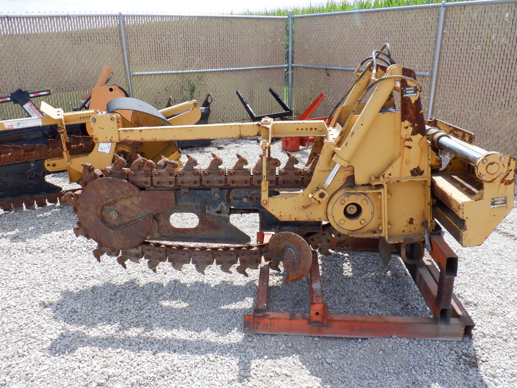 USED1994VERMEERSO4147TRENCHER #3001