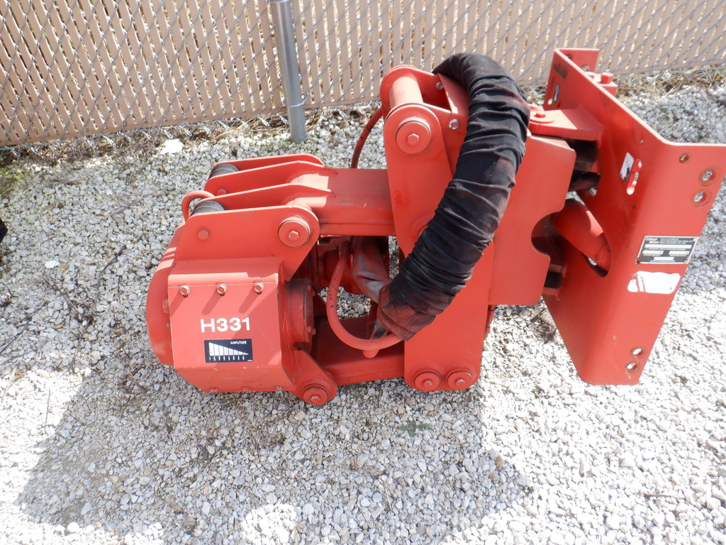 USED2007DITCHWITCHH331VIBRATORYPLOW #3003
