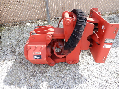 USED2007DITCHWITCHH331VIBRATORYPLOW #3003-1