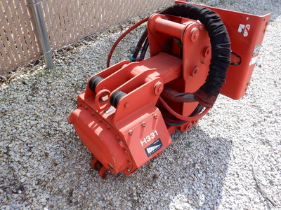 USED2007DITCHWITCHH331VIBRATORYPLOW #3003-4