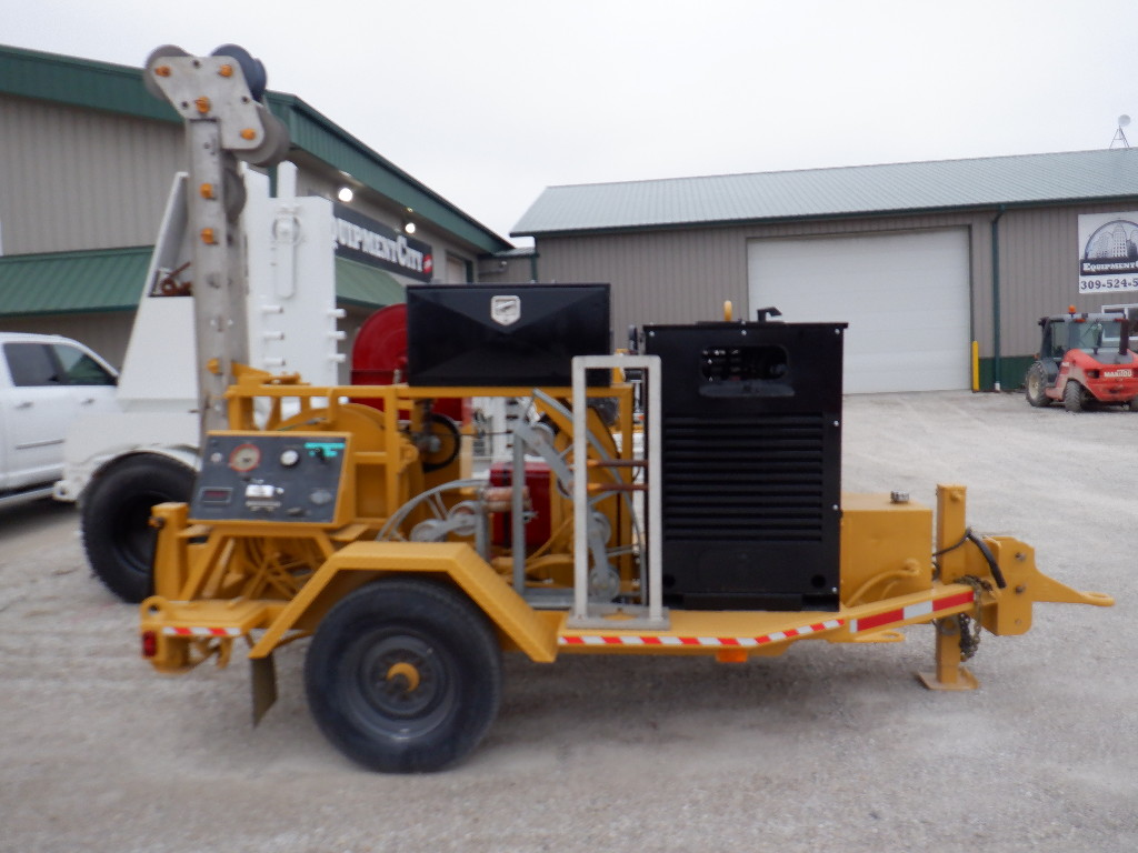 USED 2000 TSE UP-70B UNDERGROUND EQUIPMENT #3108