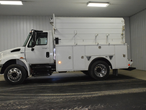 USED 2012 INTERNATIONAL 4300 SERVICE TRUCK EQUIPMENT #3216-1