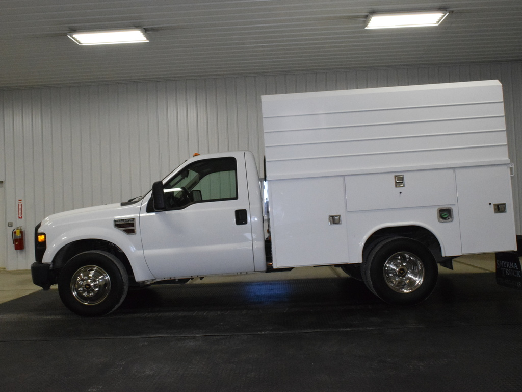 USED 2009 FORD F350 SERVICE TRUCK EQUIPMENT #3225